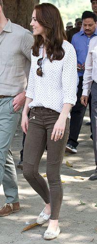 13 Apr 2016 - Duke & Duchess of Cambridge visit Kaziranga National Park, India. Click to red more.