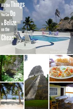 A Belize vacation doesn't have to be expensive. Here are all the things you can do in Belize on the cheap.