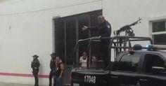 Ataque a comandancia deja tres muertos en Guanajuato