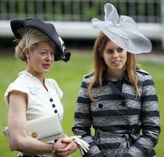 Isabel II, Camila de Cornwall y más personalidades en Royal Ascot