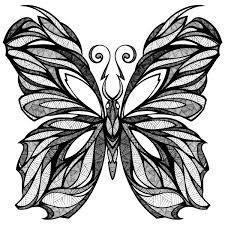 Resultado de imagen de dibujos blanco y negro faciles
