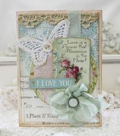 Melissa Phillips.... vintage card-maker extraordinaire!!! by lorraine