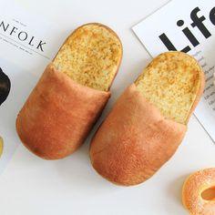Один размер 2017 Новый Стиль индивидуальность моделирование хлеб любители взрослых тапочки на дому в помещении напольные для спальни женская обувь #jewelry, #women, #men, #hats, #watches, #belts