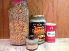 An Organic Wife: Recipe: Spelt Tortillas