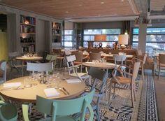 Buzz Deco Design: Le Resto de Philippe Starck à Paris (Saint-Ouen)