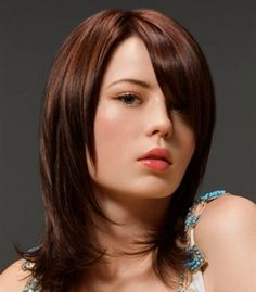 Shoulder length hairstyles 2013