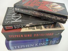 Stephen King eng? Welnee joh! Hier vier boeken om rustig aan meneer King te wennen.