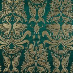 century, Brocade of King Charles IV. Art Chinois, Fabric Stamping, Art Japonais, 14th Century, King Charles, Metropolitan Museum, Textiles, Tapestry, Portrait
