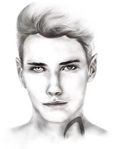 Mark Blackthorn, Shadowhunters, Cristina Mendoza Rosales, lady midnight, kieran, lord of shadows, dark artifices, by claudia simbula