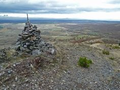Monte de la Demanda, junto a Urrez.