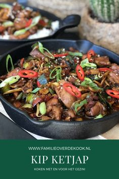 chicken soy sauce with vegetables and rice – Recipes Raw Food Recipes, Asian Recipes, Chicken Recipes, Dinner Recipes, Cooking Recipes, Healthy Recipes, Ethnic Recipes, Easy Diner, Indonesian Food