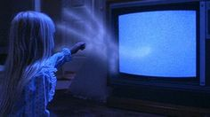Evil Boyfriend Scares Girlfriend with Hilarious Ghost in the TV Prank   HEAVY