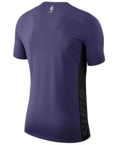 Nike Men's Phoenix Suns Hyperlite Shooter T-Shirt - Purple XXL
