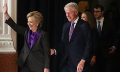 This is why Hillary Clinton wore purple to give her concession speech