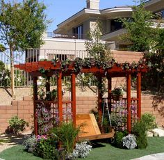 Image detail for -... outdoor space with more visual interest than this backyard sanctuary