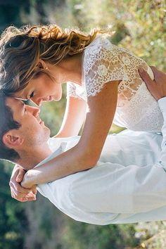Wedding day photo - My wedding ideas