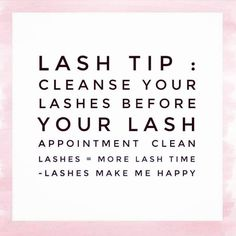 how to clean eyelash extensions without eyelash shampoo