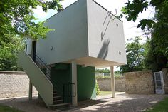Warden's Lodge at Villa Savoye