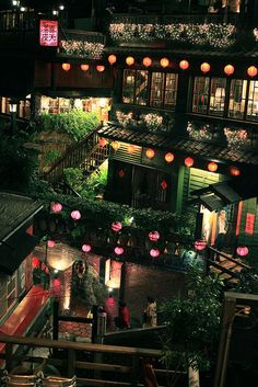 Jiufen, Taiwan 台湾 九份
