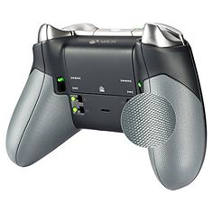 eXtremeRate Rubberized Right Left Side Panels Rails videogames0932-20able grips Faceplates Kits for Microsoft Xbox One Elite Controller -- More info could be found at the image url.Note:It is affiliate link to Amazon.