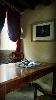 Couleurs deco du salon rustique – Colours of the rustic living room | Un Cottage En France