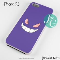 pokemon face Phone case for iPhone 4/4s/5/5c/5s/6/6 plus