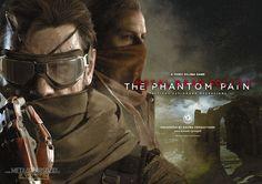 METAL GEAR SOLID V:THE PHANTOM PAIN 主機平台:PS4 發售日期:2015-09-02