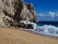 Pacific Beaches of Cabo San Lucas Mexico www.conniemex.com