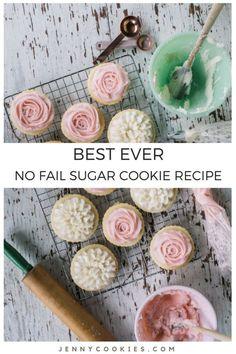 Best Sugar Cookies E