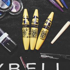 Are you bold enough? Get your hands on Colossal Chaotic Lash mascara and #BrushWithChaos.