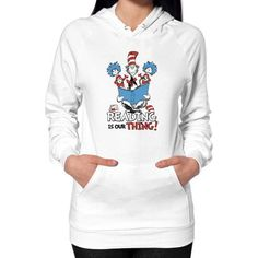 Read Across America Hoodie (on woman) Shirt
