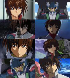 Kira Yamato Gundam Seed Destiny REMASTERED Moments
