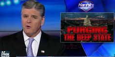Sean Hannity: Trump Needs To 'Purge' The 'Obama Saboteurs'