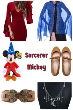 I put together an Amazon shopping list of ideas for a Sorcerer Mickey #Disneybound! I used several of these pieces for a recent #DapperDay look and loved every part of it. Plus everything is available on #Amazon so you can get these items quickly! Disney Earrings, Disney Jewelry, Disneyland Resort California, Disney Bound Outfits, Disney Fanatic, Disney Shows, Dapper Day, Next Clothes, Disney Ears