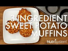 3-Ingredient Sweet Potato Muffins - The Leaf