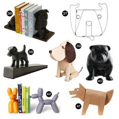 Okay, Dog Milkers. This is our last Holiday 2012 gift guide and we're going out with a bang! We've rounded up over 50 awesome gifts for all those canine-obsessed humans in your life. From fashion accessories to home decor to wine (yes, wine!), there's something for everyone; check it out!