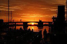 Norfolk ,Virginia Sunrise