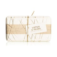 Lotus-Pearl-Soap to pamper you