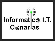 Logo Design Informatica I.T. Canarias by EnjoyDesigns