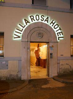 Hotel VILLAROSA a Roma