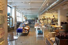 Moko Market&Coffee: Una Preciosa Tienda Finlandesa De Estilo Industrial