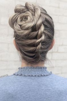 36 MOST OUTSTANDING WEDDING UPDOS FOR LONG HAIR