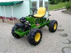home built articulated tractor - Google Search