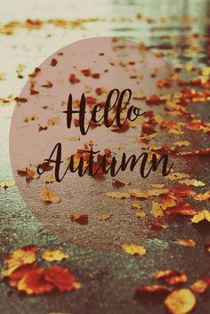 Hello autum