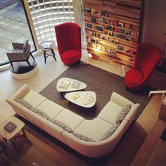 New #showroom layout! Busy week #furniture #madeinbritain #clerkenwell #Hampshire #design