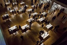 Frei Otto's Drawings and Models Showcased With Exhibition Design by FAR frohn&rojas,Courtesy of FAR frohn&rojas
