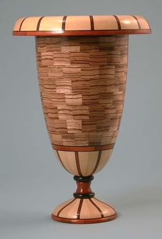 Segmented wood turnings|Breezy Hill Turning