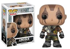 Lincoln Funko Pop! Television The 100 THIS ITEM WILL BE IN STOCK MAY 2017. Explore the wonders of planet Earth and battle for survival with The 100! From the hit CW show, your favorite character is no