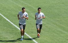 Entrenamiento @Rayados de Monterrey Oficial  (31/03/14) Foto: Jorge López