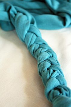 Fun Project: DIY Headbands - Braided Headbands